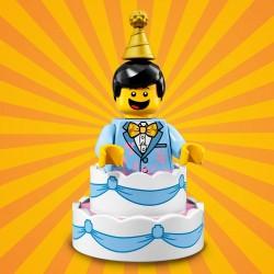 Uomo Torta - Birthday Cake Guy