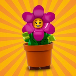 Ragazza Vaso di Fiori - Flower Pot Girl