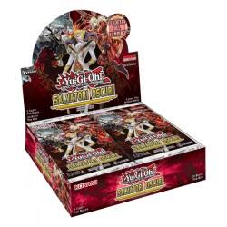 Yu-Gi-Oh! Salvatori Oscuri 1a edizione box da 24 buste