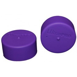 ULTRA PRO Tube Caps Purple