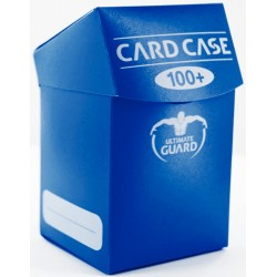 ULTIMATE GUARD Porta mazzo verticale per 100 carte standard imbustate Card Case 100+ Royal Blue