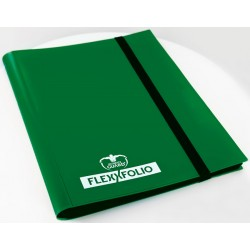 ULTIMATE GUARD Portfolio 9 tasche Pocket flexXfolio Green