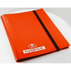 ULTIMATE GUARD Portfolio 9 tasche Pocket flexXfolio Orange
