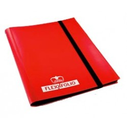ULTIMATE GUARD Portfolio 9 tasche Pocket flexXfolio Red