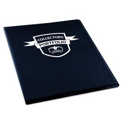 ULTIMATE GUARD Portfolio 9 tasche Standard Size Black