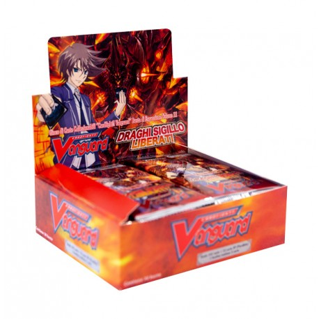 Cardfight!! Vanguard Set: Draghi Sigillo Liberati