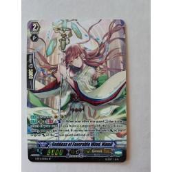 Goddess of favoravle wind, ninnil