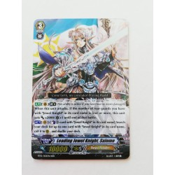 leading jewel knight, salome