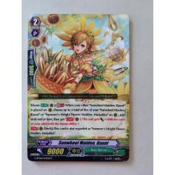 sunwheel maiden, rauni