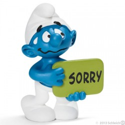Puffo sorry
