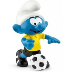 Puffo calciatore