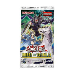 Yu-Gi-Oh! Ombre nel Valhalla busta 5 carte