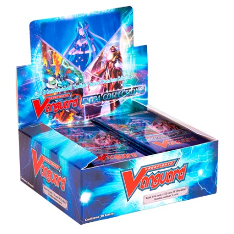 Cardfight!! Vanguard Extra Collection 3 box 30 buste