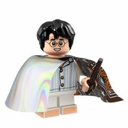 Lego minifigures serie 22 Harry Potter con mantello