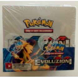 Pokemon EVOLUZIONI BOX SIGILLATO in italiano... INTROVABILE!