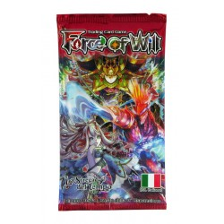 Force of Will: La Strega del Tempo Bustina