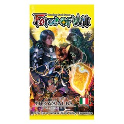 Force of Will: Nuova Alba bustina