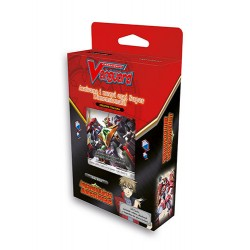 Cardfight!! Vanguard Trial 12: Impavido Kaiser Dimensionale