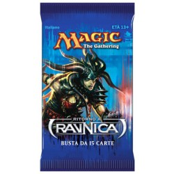 Magic Ritorno a Ravnica Busta