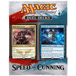 Magic Speed vs. Cunning Duel Decks