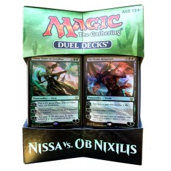 Magic Nissa vs. Ob Nixilis Duel Deck