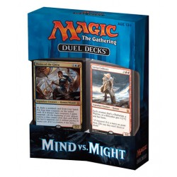Magic Mind vs. Might Duel Decks