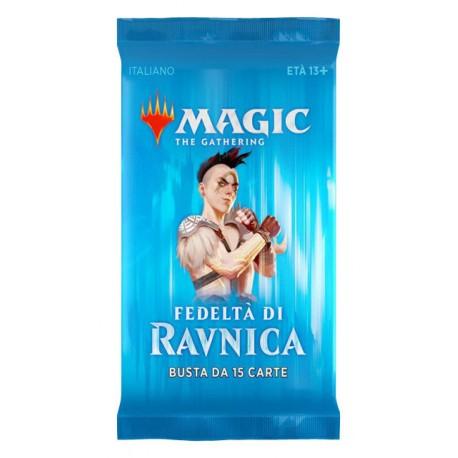 Magic Fedeltà di Ravnica busta