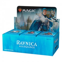 Magic Fedeltà di Ravnica Box da 36 buste