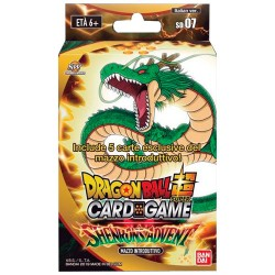 Dragon Ball Super Starter Deck 07 Shenron's Advent
