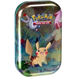 Mini Tin da collezione Amici di Kanto Pikachu