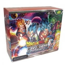 Dragon Ball Super Galactic Power Set 01 Box