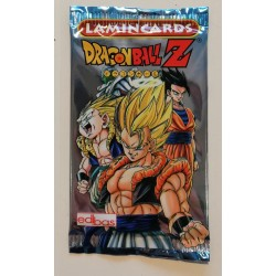 DRAGON BALL LAMINCARDS Serie Oro busta