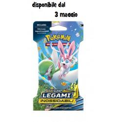 Pokemon Sole e Luna LEGAMI INOSSIBDABILI busta