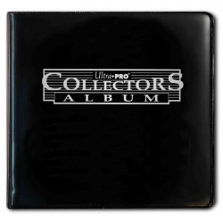 ULTRA PRO Album grande a 3 anelli Collectors card album Blue 0/12