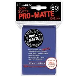 ULTRA PRO Proteggi carte mini pacchetto da 60 bustine 62mm x 89mm Pro-Matte Non-Glare Brown