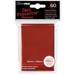 ULTRA PRO Proteggi carte mini pacchetto da 60 bustine 62mm x 89mm Verde Acido
