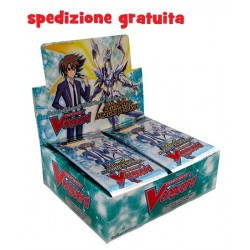 Cardfight!! Vanguard Set 16: Legione di Draghi e Spade box da 30 buste