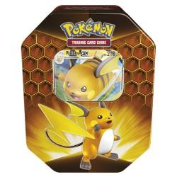 Pokemon Tin da collezione SM11.5 Destino Sfuggente - RAICHU GX