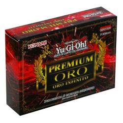 Premium Oro 3 - Oro Infinito 1a edizione pacchetto con 2 buste da 5 carte