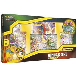 Pokemon Collezione Premium Generazioni di Alleati in italiano