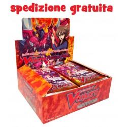 Cardfight!! Vanguard Set 17: Perdizione Ardente box 30 buste in italiano