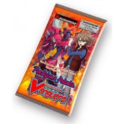 Cardfight!! Vanguard Set 17: Perdizione Ardente busta in italiano