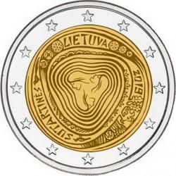 Lituania 2019 - 2€ Canzoni Popolari Lituane