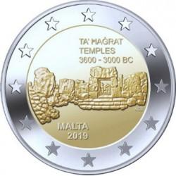 Malta 2019 - 2€ Ta Hagrat