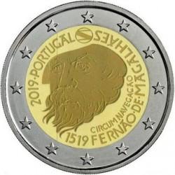 Portogallo 2019 - 2€ 500º Anniversario della Circumnavigazione di Magellano
