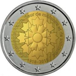 Francia 2018 - 2€ Fiordaliso di Francia
