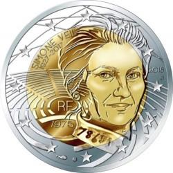 Francia 2018 - 2€ Simone Veil