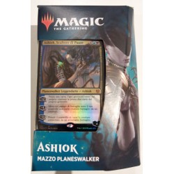 MAGIC THEROS OLTRE LA MORTE Mazzo Planeswalker Ashiok, Scultore di Paure IT