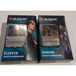 MAGIC THEROS OLTRE LA MORTE Mazzo Planeswalker Elspeth, Eroina Intrepida IT