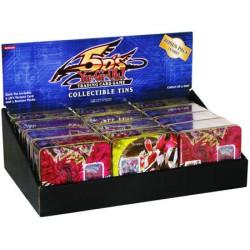 Yu-Gi-Oh! Collectible Tin 2008 Wave 2 espositore 12 pezzi
